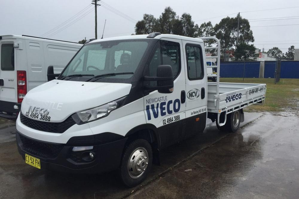 used iveco daily cab chassis manual