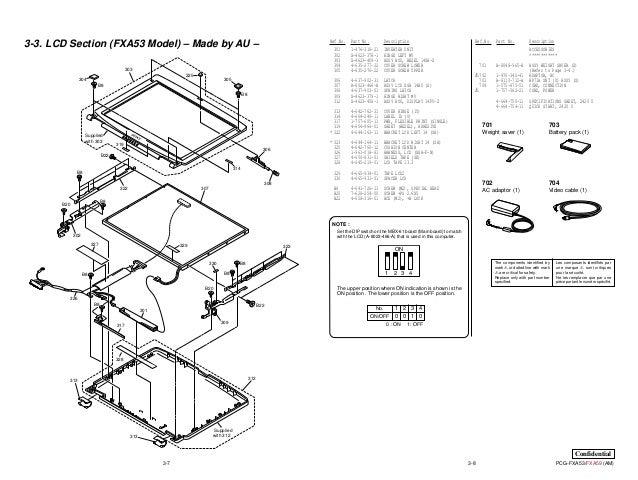 sony kv-20fs120 service manual