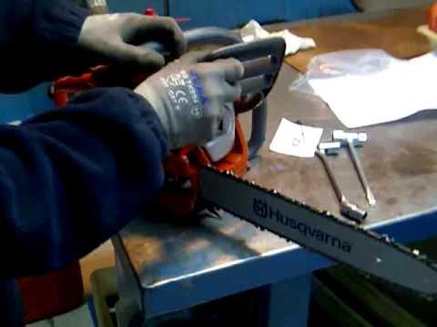 husqvarna 236 x-torq chainsaw manual