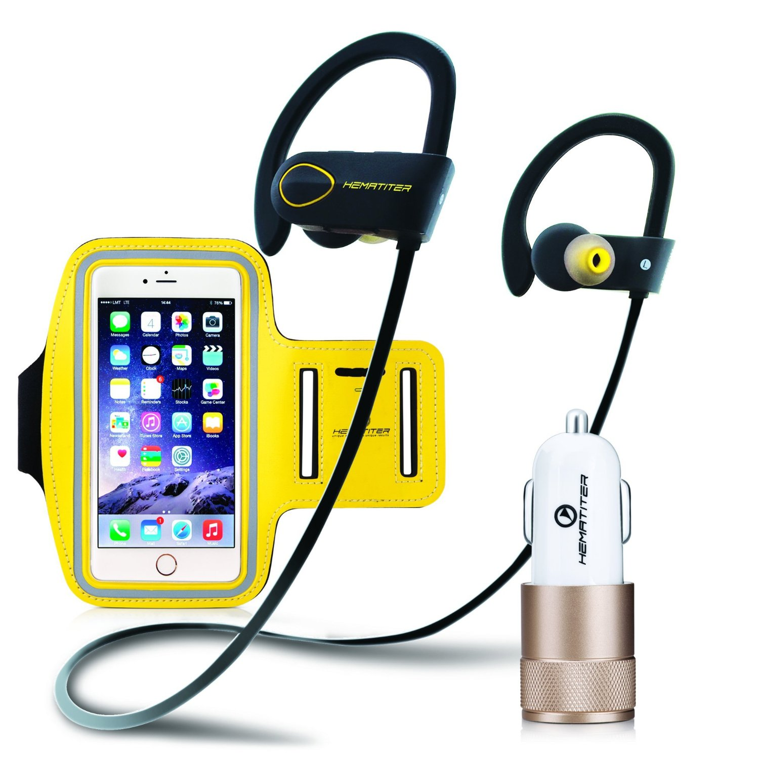 vivitar waterproof bluetooth headphones manual