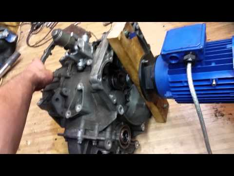 astra manual gearbox oil change