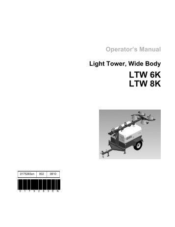 powershield 6k tower service manual