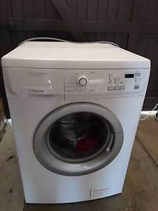 elecrolux time manager 7kg washing machine manual