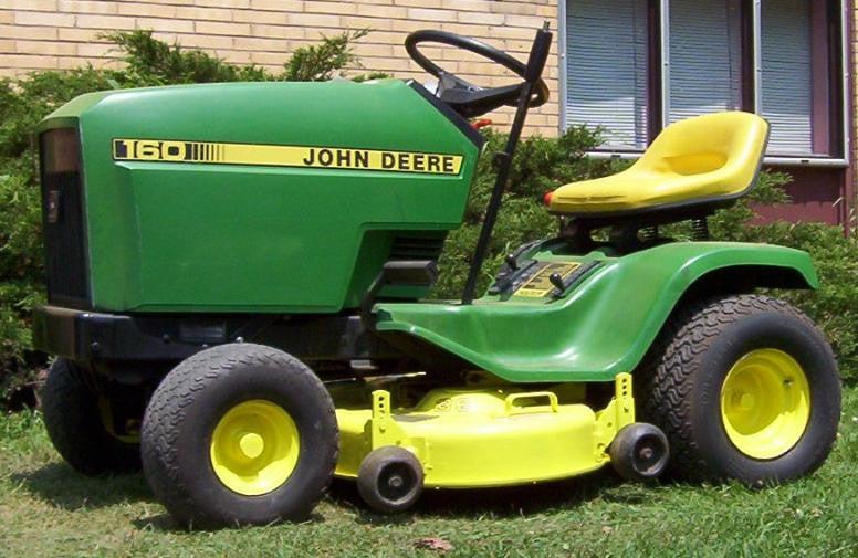 john deer sabre mower manual