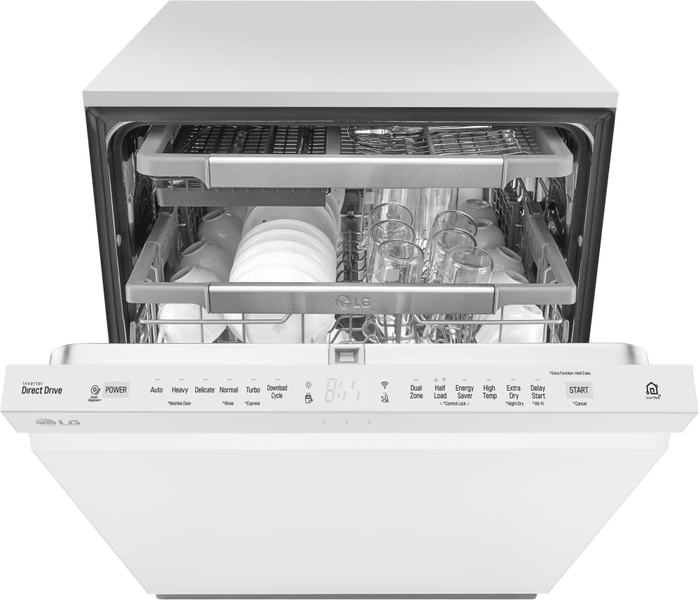 lg inverter direct drive dishwasher ld1452wfen2 manual