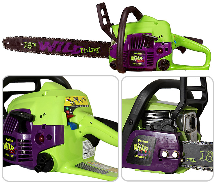 poulan pro 20 chainsaw manual