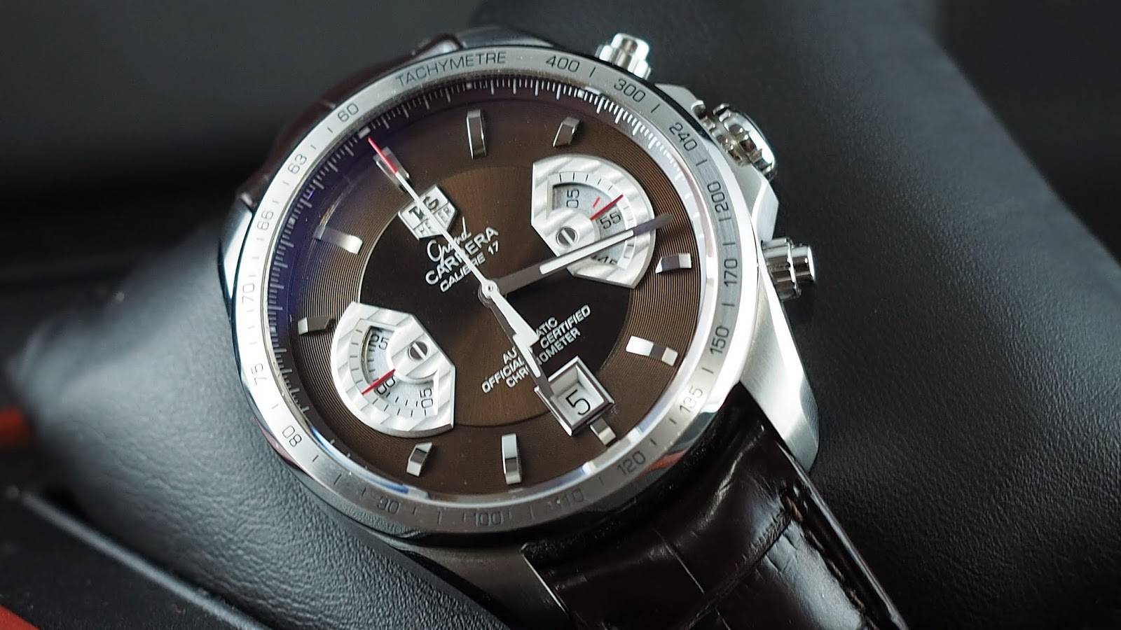 tag heuer calibre 6 manual
