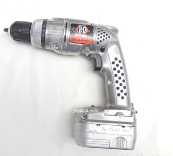 black and decker cordless power drill manual
