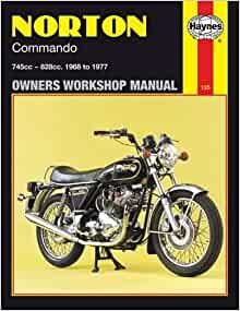 norton commando 961 owners manual