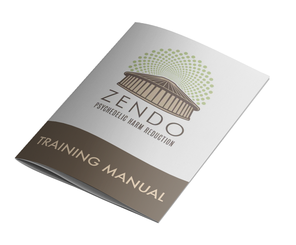 zendo project manual for psychedelic support