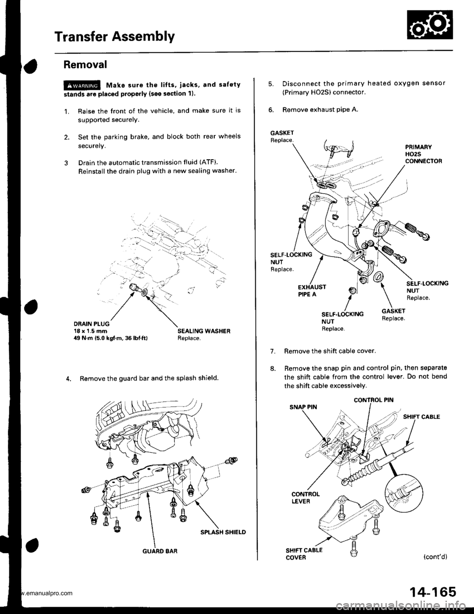 rd1 crv manual gearbox refill plug