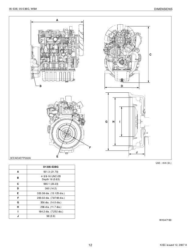kubota d1105 engine manual download