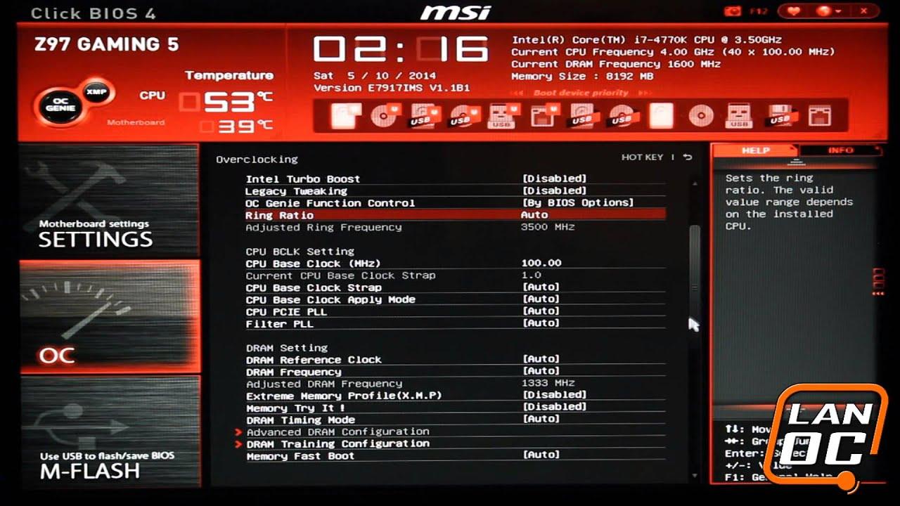 msi gaming 3 z97 manual