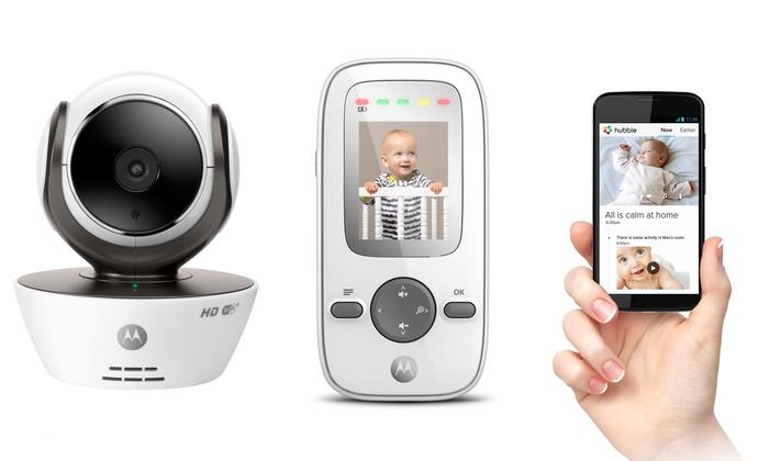 motorola dual baby monitor manual