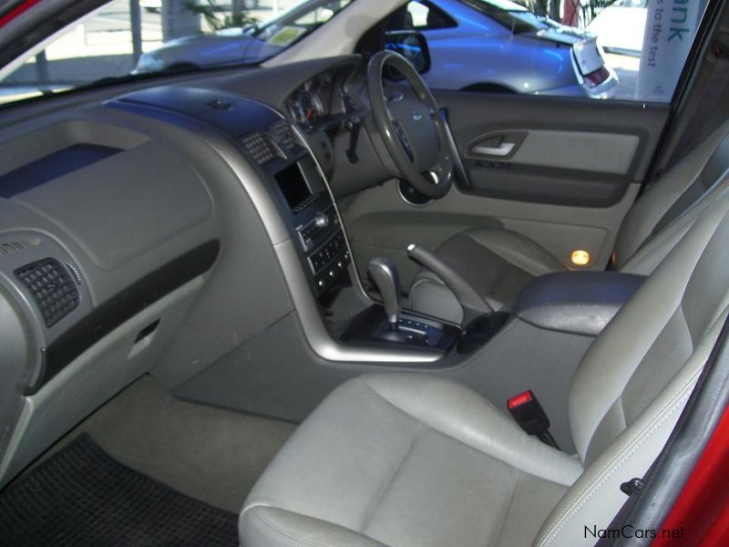 manual for ford territory 2005