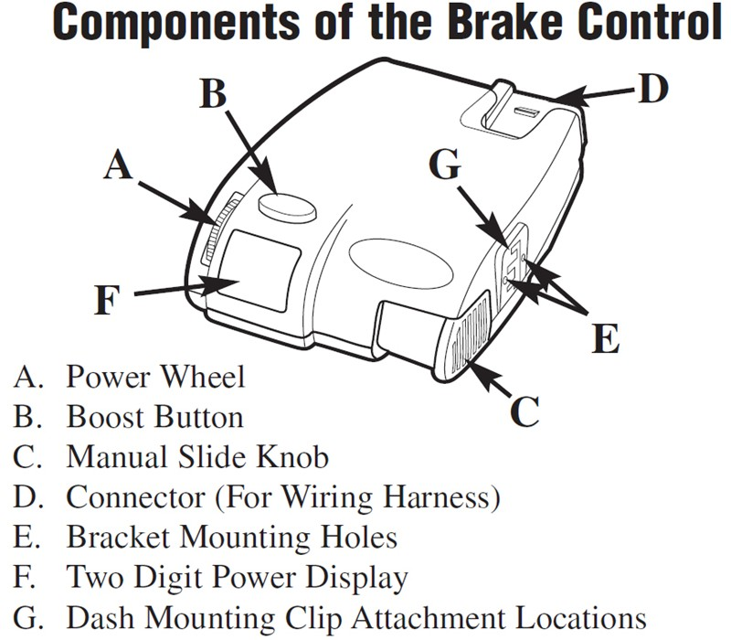accutrac brake controller installation manual