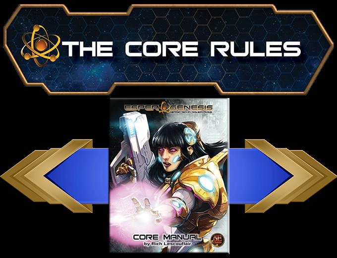 esper genesis 5e sci-fi core manual free pdf