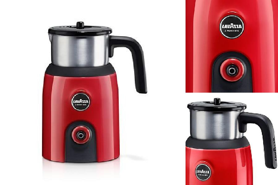 bialetti manual milk frother review