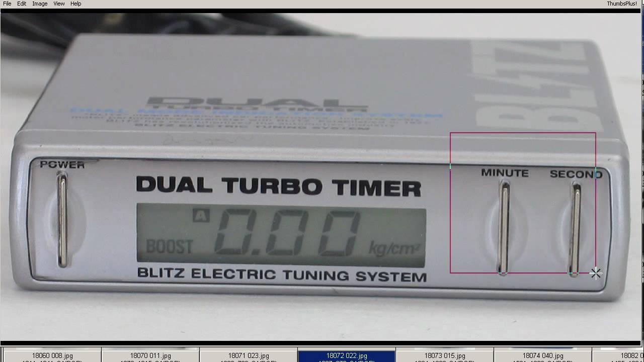 blitz dual turbo timer manual rx7