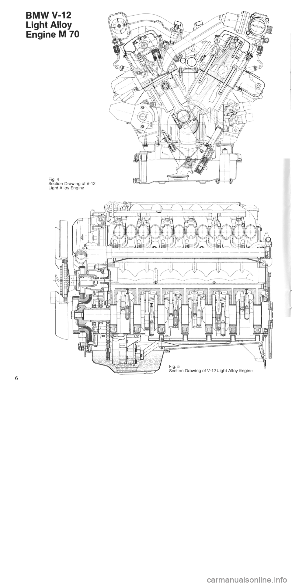 bmw 3.0s engine manual