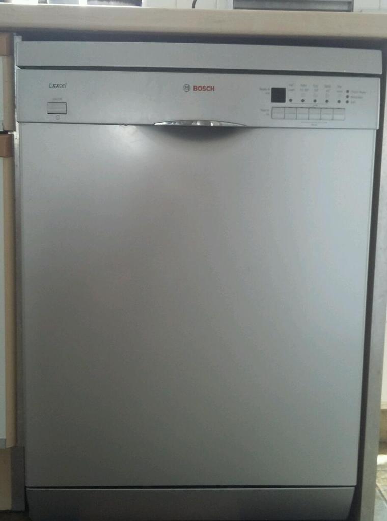 bosch exxcel dishwasher user manual