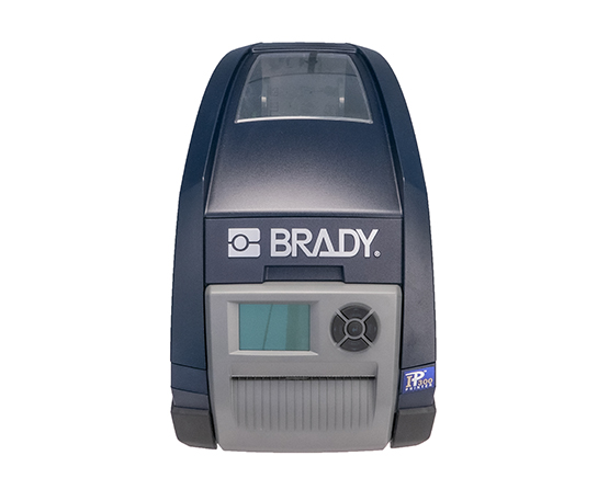 brady ip 300 printer manual