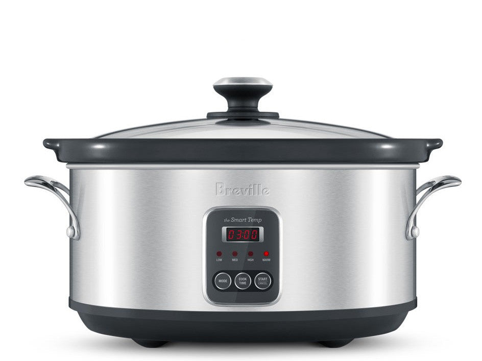 breville slow pressure cooker manual