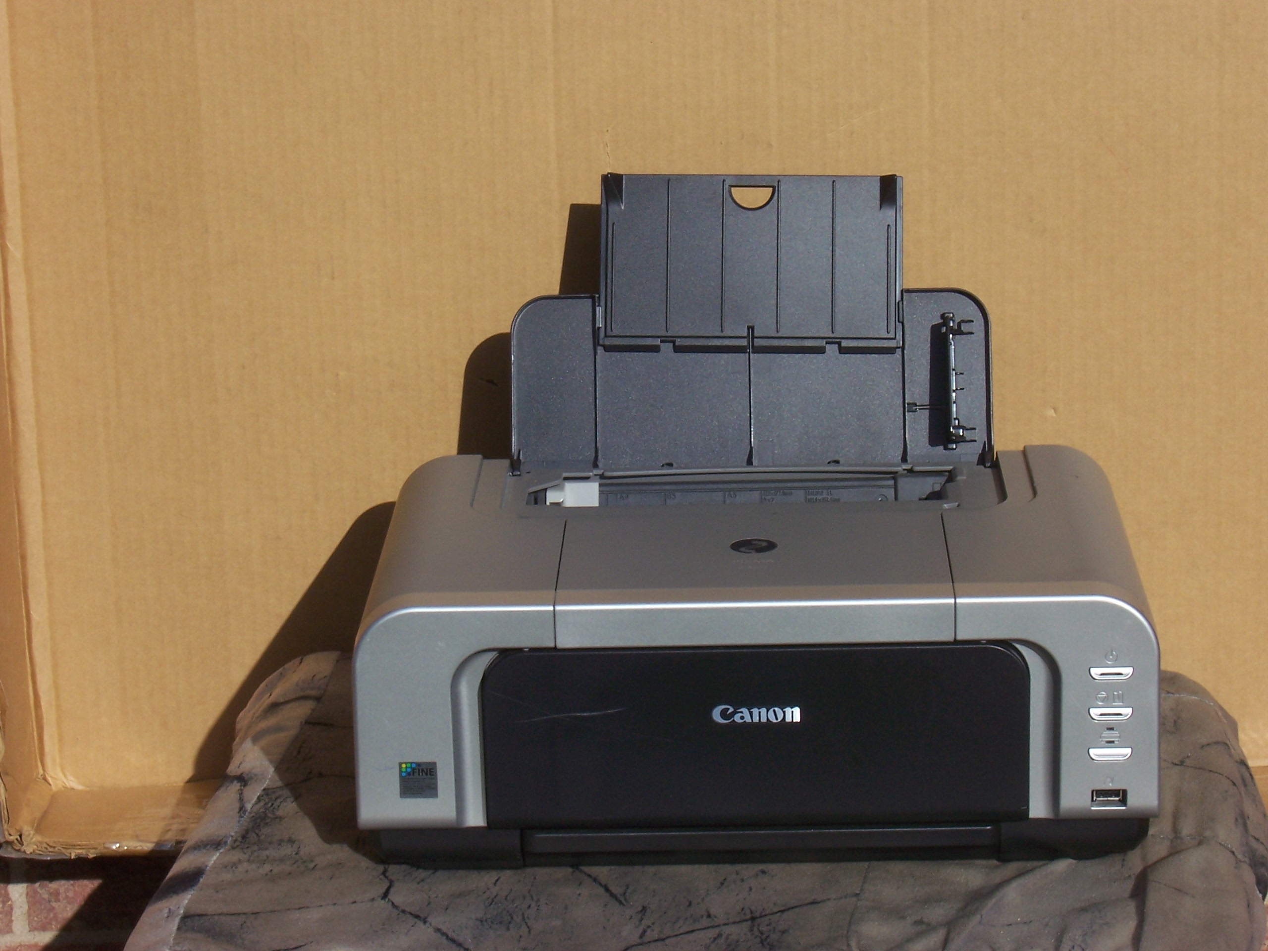 canon pixma ip4200 printer manual