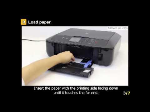 canon printer manual for pixma mg5765