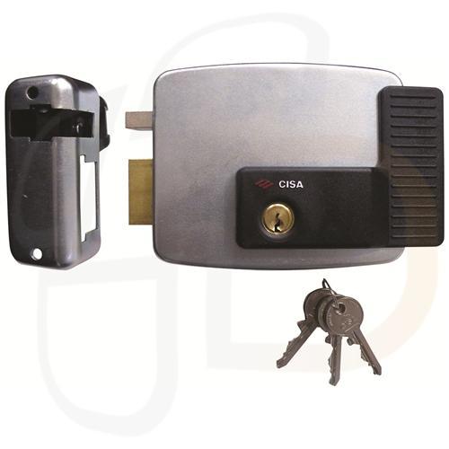 cisa electric gate lock manual