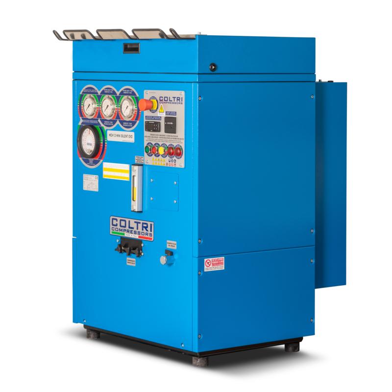 coltri compressor mch 13 manual