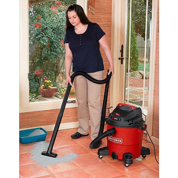 craftsman 9 gallon shop vac manual
