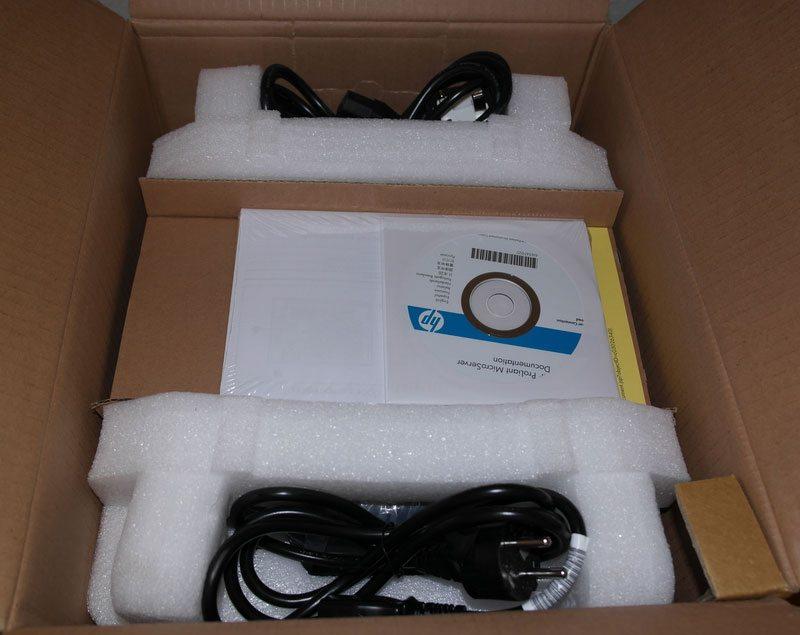 hp microserver g7 n54l manual