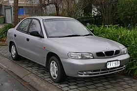 daewoo nubira 7 1997 wagon manual