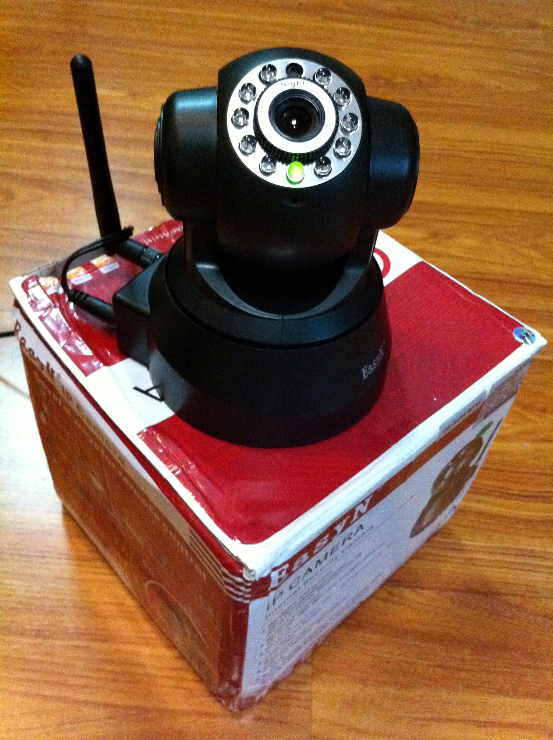 easyn f series ip camera manual