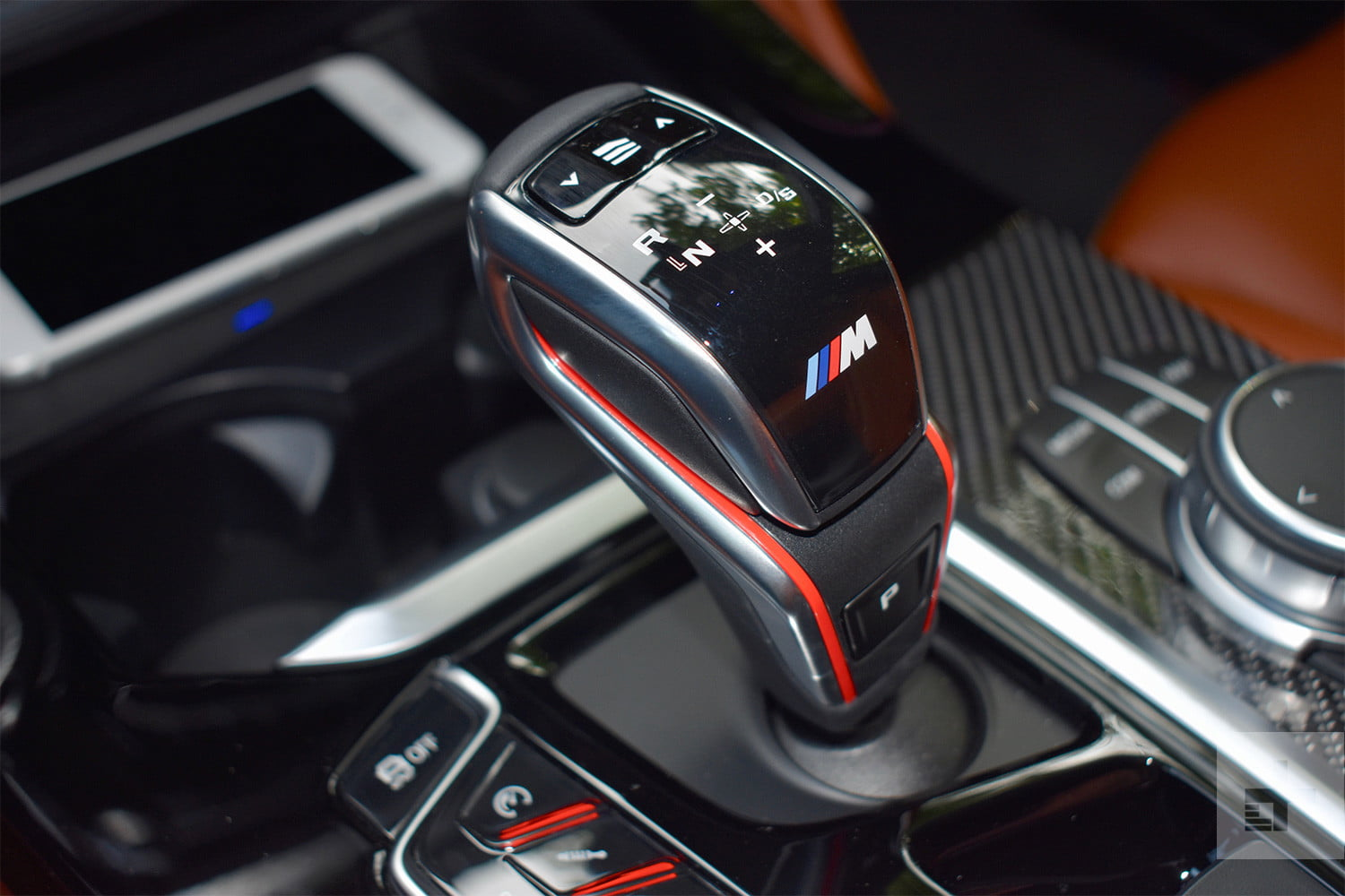 how to use bmw manual mode