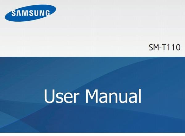 manual de usuario samsung sm-t110