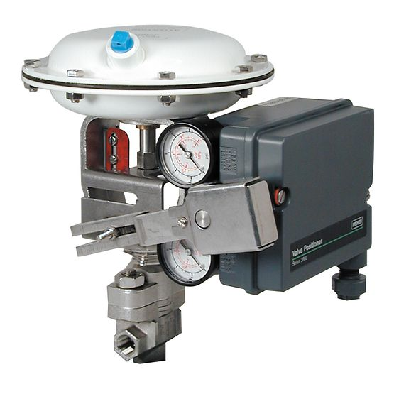 fisher 3590 electro pneumatic positioner manual