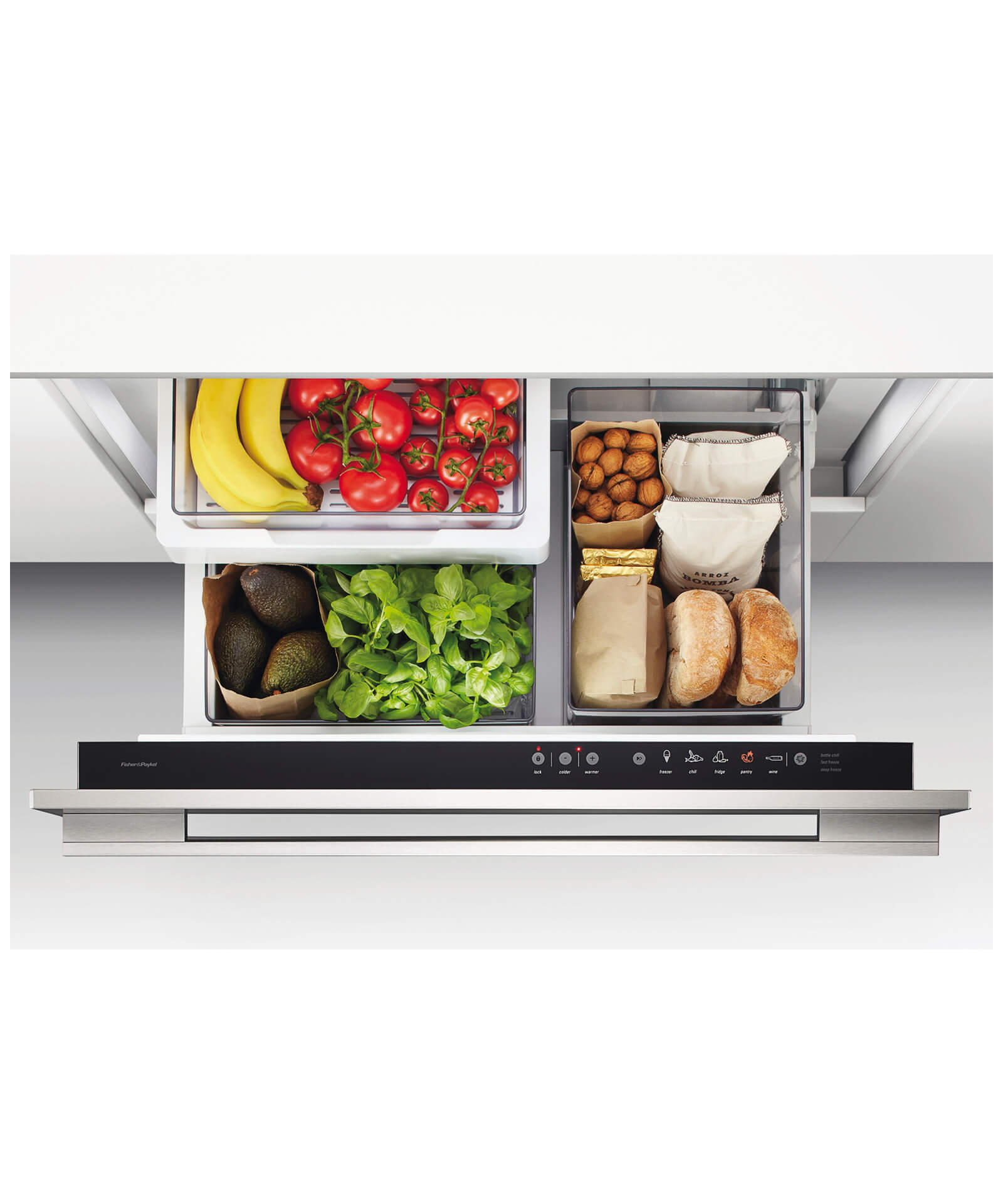 fisher and paykel fridge rf610adux3 manual