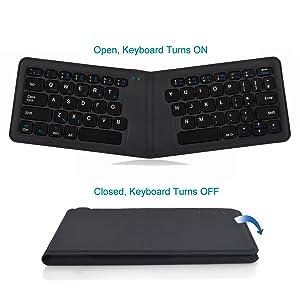 innovative technology bluetooth keyboard case manual