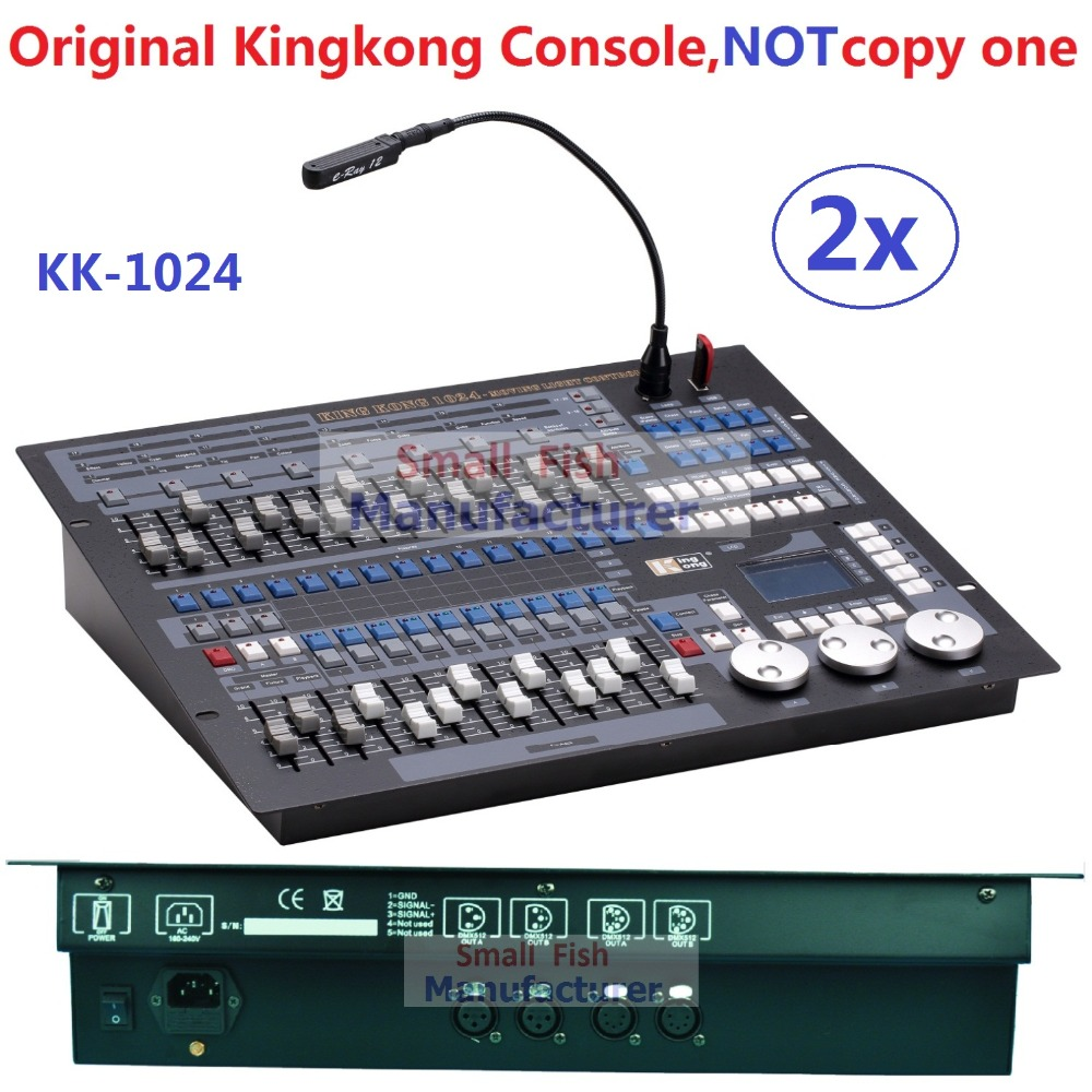 kingkong lighting console 1024 dmx controller manual
