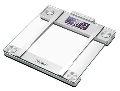 kmart body fat hydration monitor scale manual