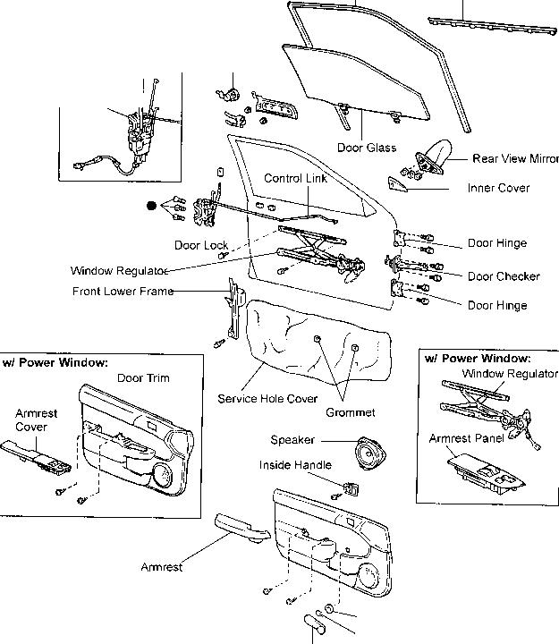 land cruiser service manual free