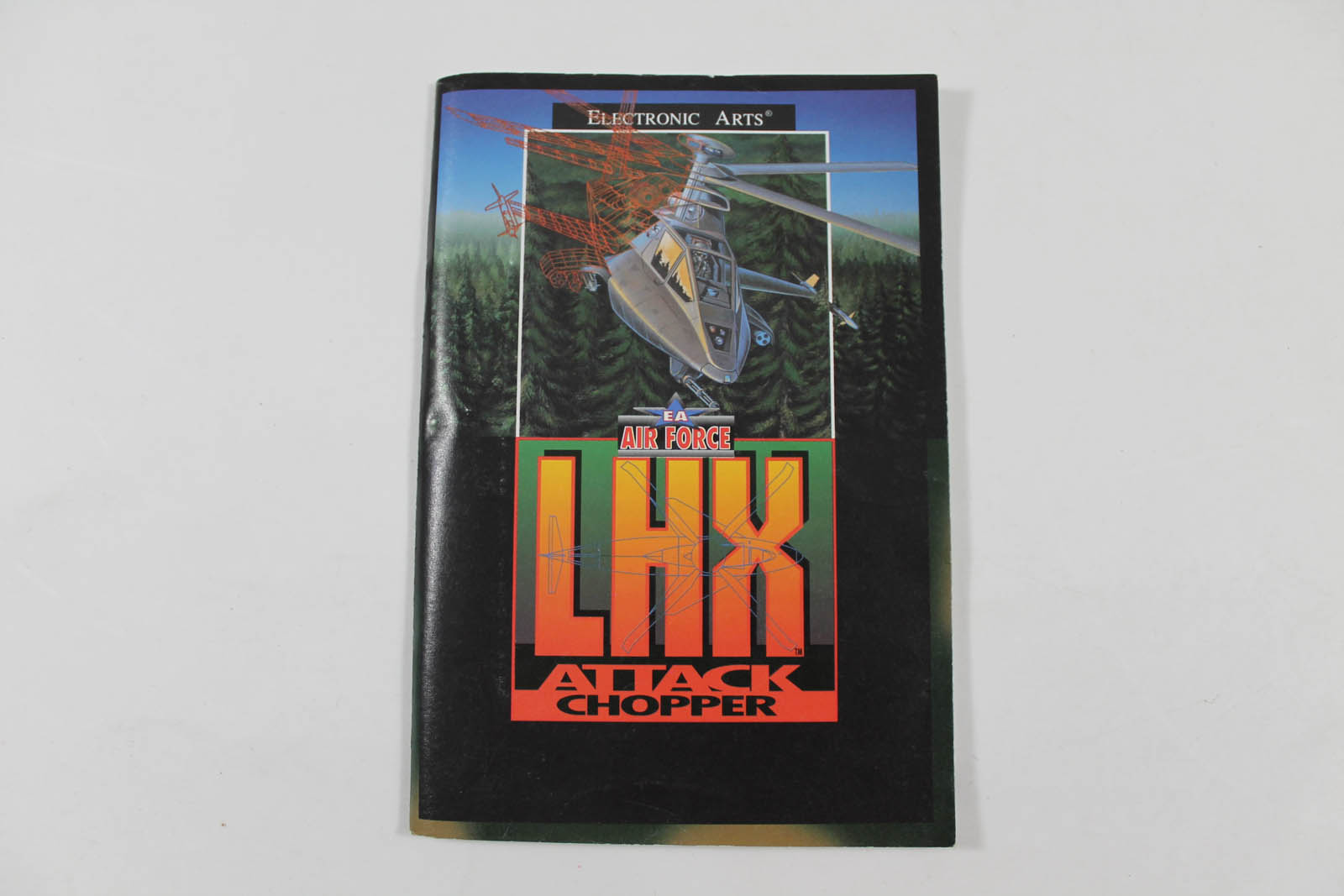 lhx attack chopper pc manual