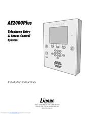 linear ae 1000 programming manual