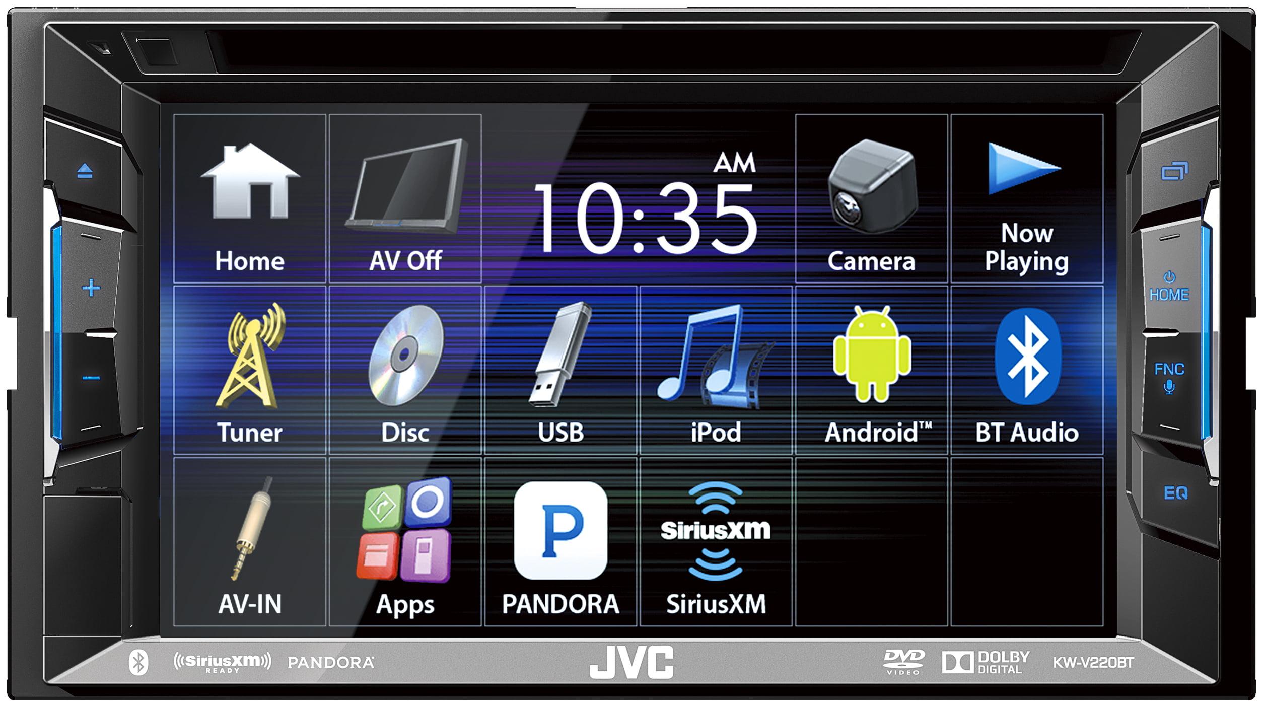 manual for car radio jvc kd-r526