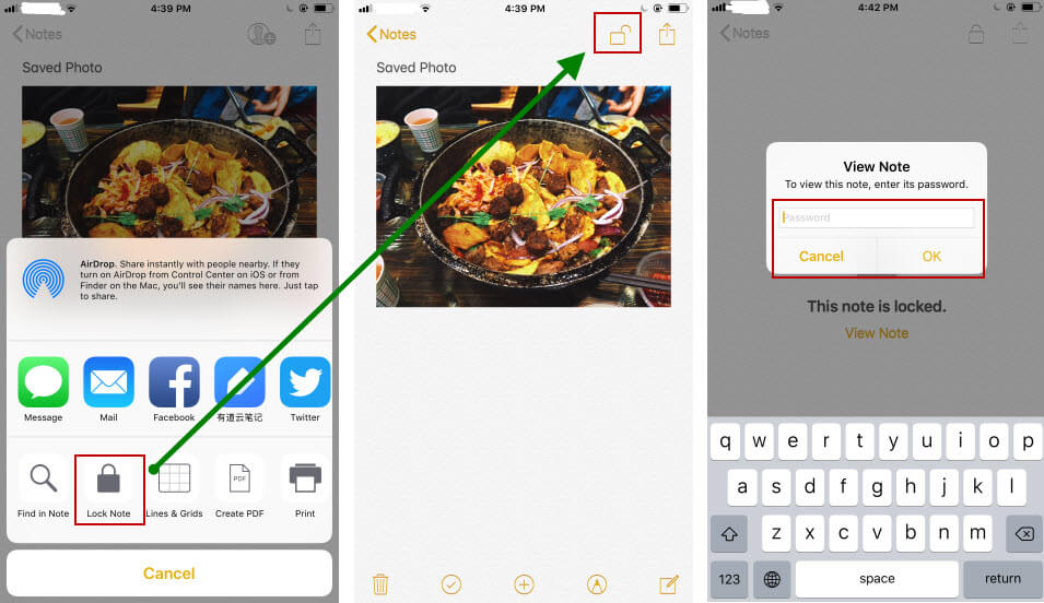 manually add photos and videos to iphone camera roll