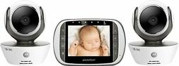 motorola dual baby monitor manual