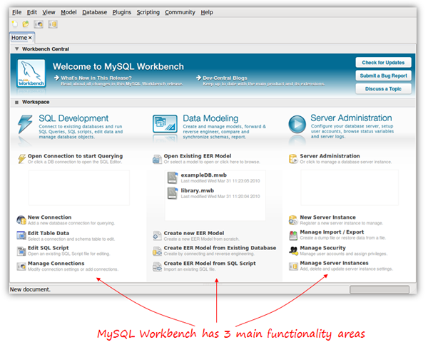 mysql workbench hangs manual editing