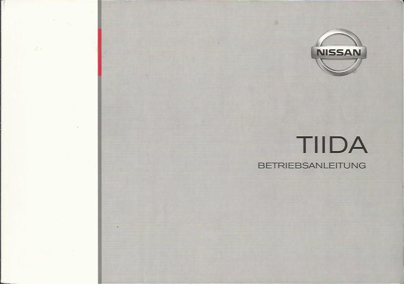 nissan tiida c11 2007 shop manual